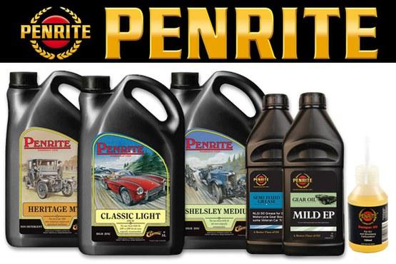 Nous vendons de l'huile de Penrite