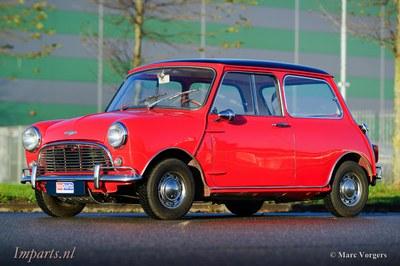 Pièces pour la Classic Mini