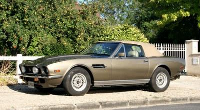 Pièces pour votre Aston Martin classique